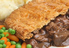 Riverside Beef Pie